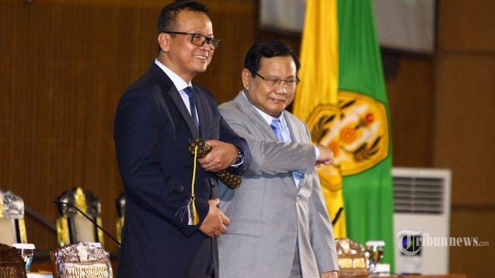 NASIB Partai Gerindra di Kabinet Usai Kasus Edhy Prabowo Dibongkar Pengamat: Menteri KKP Pasti Lepas