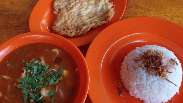 Menu di Pattaya Thai Food.