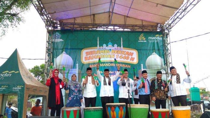 Meriahkan Ramadhan, UIS STS Jambi Bersama Bank Syariah Mandiri Gelar Serambi Berkah