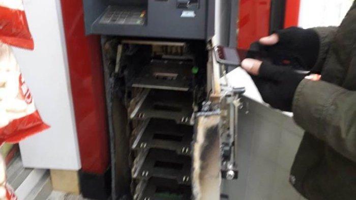 Uang Ratusan Juta di Mesin ATM di Muarojambi Raib, Pelaku Diduga Lebih dari Dua Orang