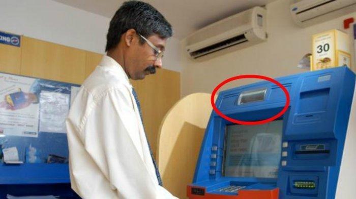 Sering Diabaikan, Cermin Cembung di ATM Ternyata Fungsinya Penting Untuk Keamanan!