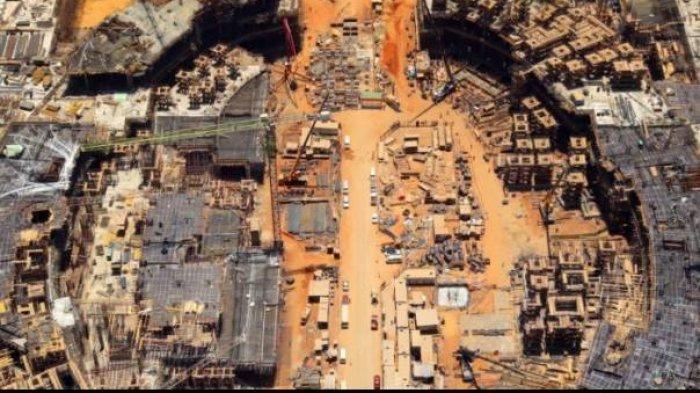 Dibantu China, Mesir Bangun Gedung 385 Meter Tertinggi di Afrika, Seperti Ini Penampakannya