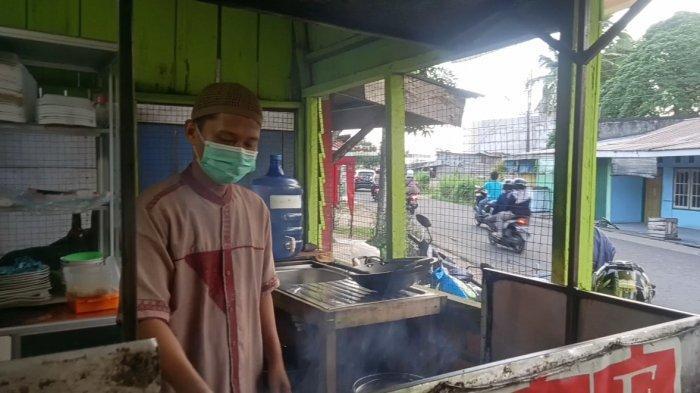 Ini Resep Rahasia Mie Kangkung Asparagus Kota Jambi Yang Bikin Pembeli Ketagihan