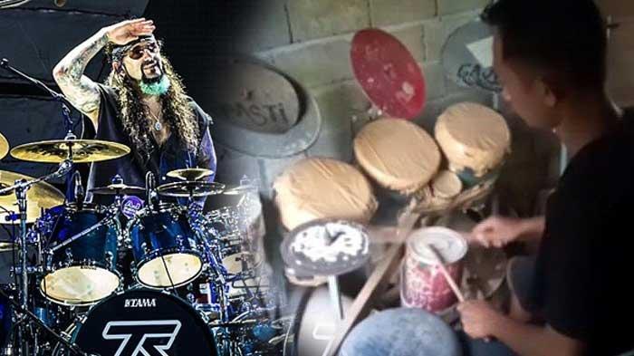 Mike Portnoy dan Deden Noy