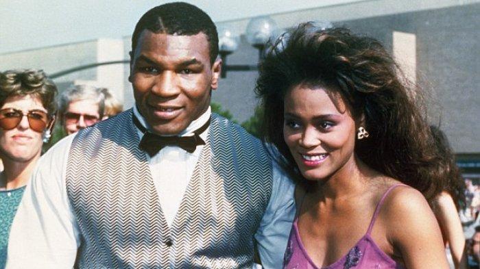 Mike Tyson dan Robin Givens