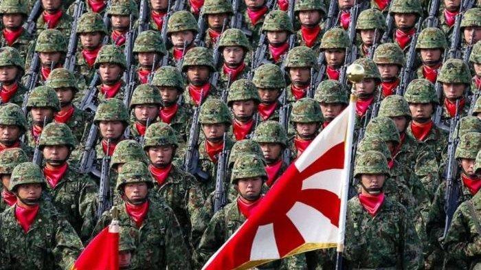 Militer Jepang.