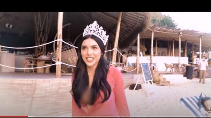 Kepada Ashanty, Millen Cyrus Ungkap Alasannya Menagis Saat Juara Miss Queen Indonesia 2021