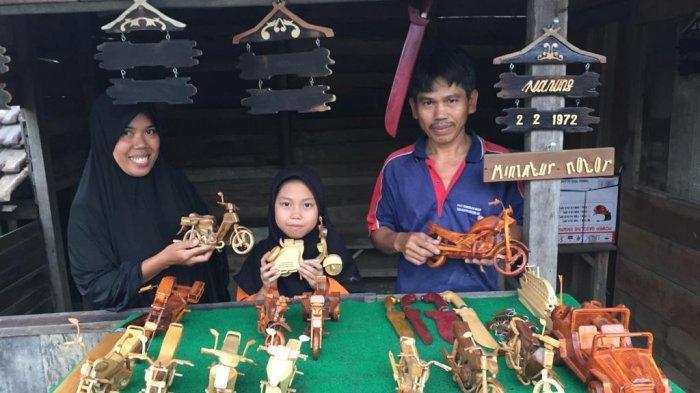 Diawali Corat-coret Pensil, Akhirnya Nanung 'Bukit Baling' Bisa Bikin Produk Keren Ini