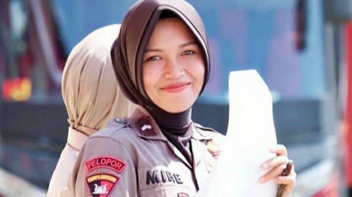 Mira Silaban anggota Brimob Gegana Jambi
