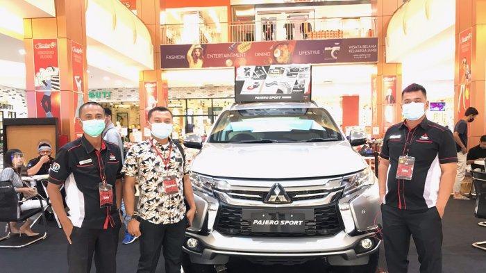 Mitsubishi Gelar Supermarket Exhibition di Jamtos, Ada Promo Voucher Go-Pay dan Xpander Terbaru