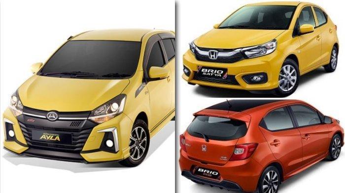 Daftar Harga Mobil Murah Jelang Ramadhan, Honda Brio Rp 60 Jutaan, Ayla dan Agya Rp 70 Jutaan!