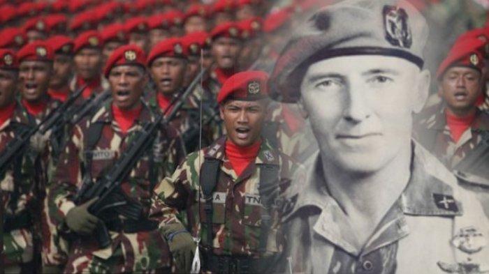 TERNYATA! Danjen Kopassus Pertama Merupakan Tentara Belanda, Ini Cerita Sosok Mayor Idjon Djanbi