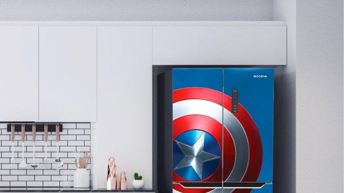 MODENA Gebrak Industri Home Appliances dengan Produk Edisi Terbatas MARVEL