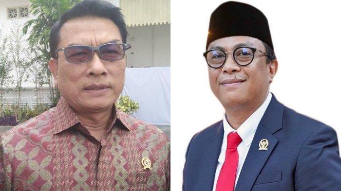 DAFTAR 12 Nama Diprediksi Menteri Baru Jokowi, Moeldoko Diganti, Sekjen PAN & Mantu Wapres Dipanggil