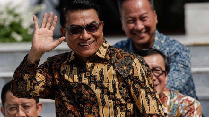 Moeldoko Ditinggal Pendukungnya, Razman Arif Mundur dari Demokrat KLB, Kubu AHY: Moeldoko Masa Lalu