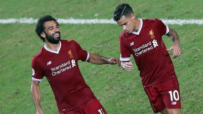 Update Liga Inggris dan Top Skor, MohamedSalah Cetak 13 Gol.