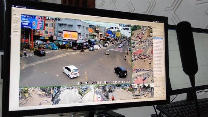 Dua Simpang di Kota Jambi Langganan Padat Lalu Lintas Hingga Macet Menjelang Hari Raya Idul Fitri