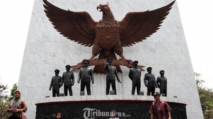 Daftar Lengkap Kisah 7 Pahlawan Revolusi Korban G30S/PKI, Jasadnya Dibuang di Sumur Lubang Buaya
