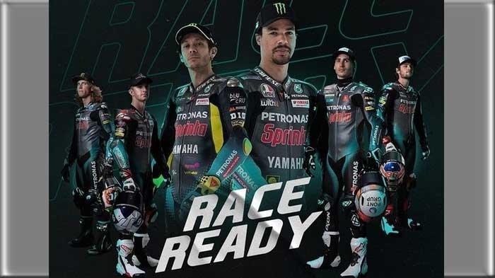 Link Live Streaming MotoGP Doha 2021 Lengkap dengan Jadwal Free Practice hingga Balapan, Nasib Rossi