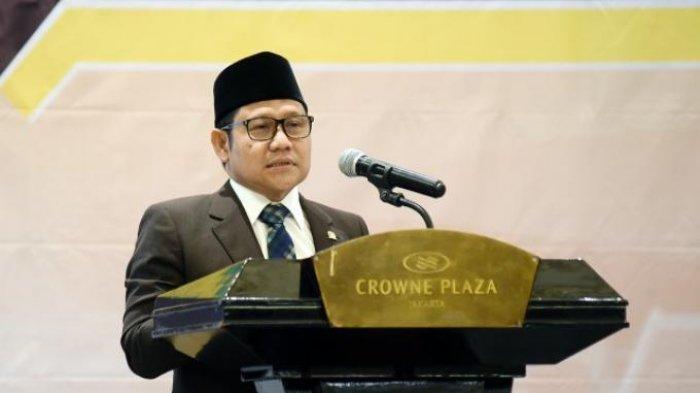 Wakil Ketua DPR Muhaimin Iskandar atau Cak Imin.