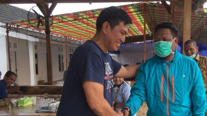 Peroleh Suara Tertinggi di Pilkada Batanghari, Fadhil-Bakhtiar Meminta Masyarakat Harus Bersabar