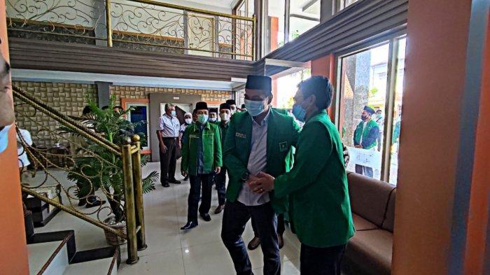 Usai Kalah Dalam Pilkada Batanghari 2020, Mahdan Hengkang dari PAN Merapat ke PPP
