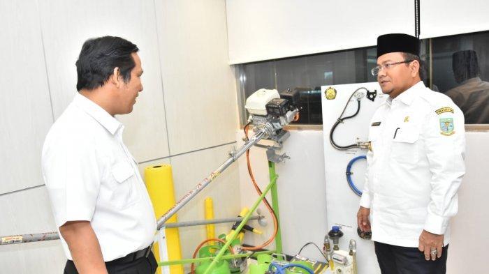 Tambah 2 Ribu Jaringan Gas, Ini Lokasi Penambahan Jalur Gas Rumah Tangga di Kota Jambi
