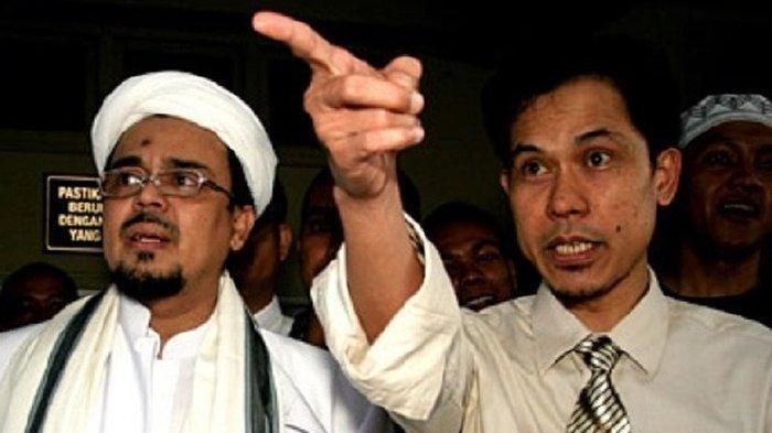 Denny Siregar Akui Munarman Berbahaya: Rizieq Shihab Itu Cuman Boneka