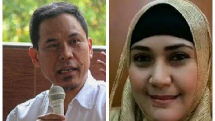 Istri Munarman Saksi Kunci Siapa Lily Sofia Sebenarnya, Beraninya Bicara Begini ke Presiden Jokowi