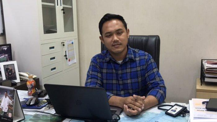 Munfidzu Al Dustur, Branch Manager PT. Asuransi Jasindo Cabang Jambi