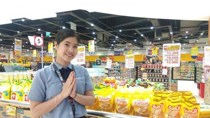 Promo Transmart Carrefour Hari Ini Wow Hemat Detergen Pencuci Piring Beras Kopi Mie Instan