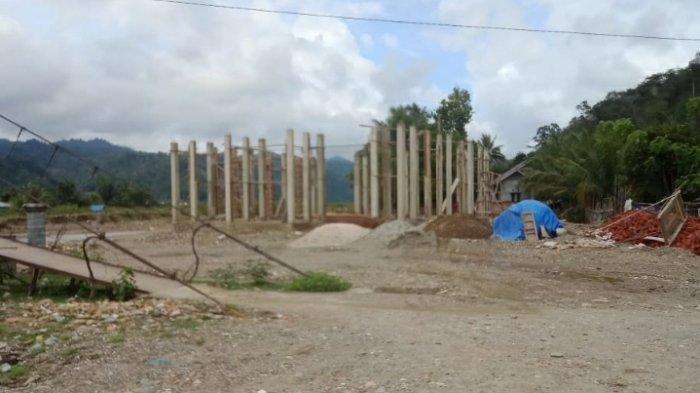2 Bulan, Mushola yang Dihancurkan Untuk Lokasi PETI Belum Selesai, Sikap Kades Ramai Disorot