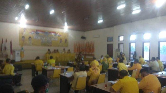 Musda DPD II Golkar Merangin Ditunda, Endria: Dilaksanakan Usai Pilkada