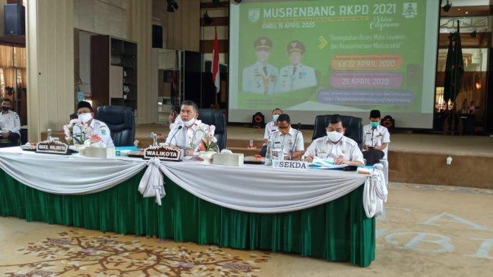 Musrenbang RKPD Sy Fasha Paparkan Rencana Pembangunan Kota Jambi Tahun 2021