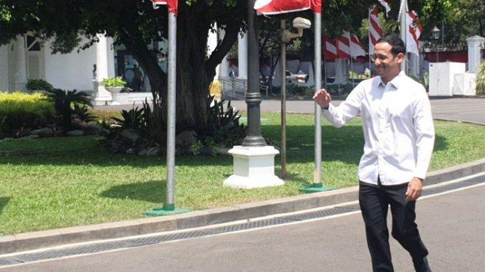 Deretan Orang yang Dipanggil ke Istana - Wishnutama, Nadiem Makarim, Erick Thohir, Tetty Paruntu