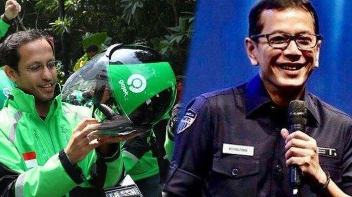 BEGINI Guyonan Wishnutama ke Nadiem Makarim saat Dipanggil Jokowi ke Istana Tapi Tak Bawa Baju Putih