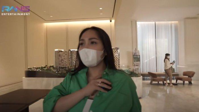 Tangis Nagita Slavina Pecah Saat Ditunjukkan Video Ini, Kaget Dapat Surprise Dari Keluarga