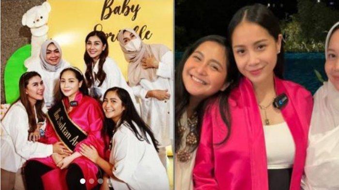 Nagita Slavina Nangis Saat Baby Sprinkle, Warganet Soroti Kalung Istri Raffi Ahmad: Rumah Subsidi Gw