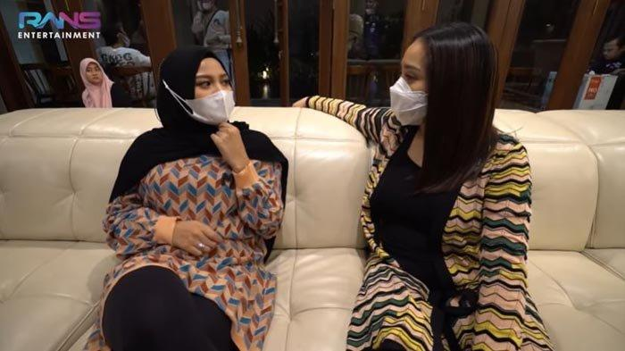 Nagita Slavina dan Aurel Hermansyah