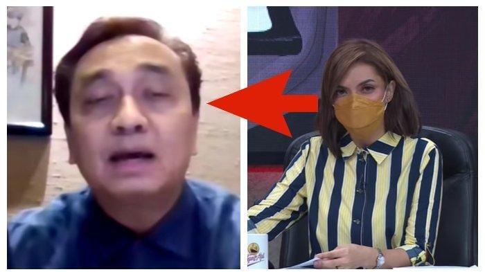 Najwa Shihab Kesal, Effendi Simbolon Diajak Berantem Saat Jeda Mata Najwa, 'Capek Disalahin Mulu!'