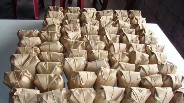 Waspada Zat Kimia Berbahaya pada Kertas Pembungkus Nasi, Bisa Sebabkan Penyakit Mematikan Ini!