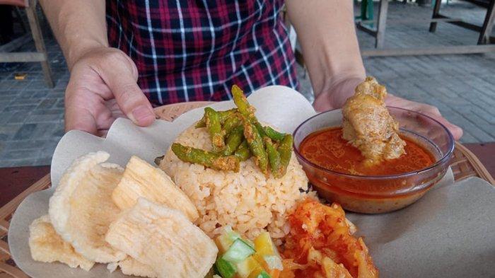 Lezatnya Nasi Minyak Syukur di Jambi, Kenikmatan Dalam Setiap Suapan