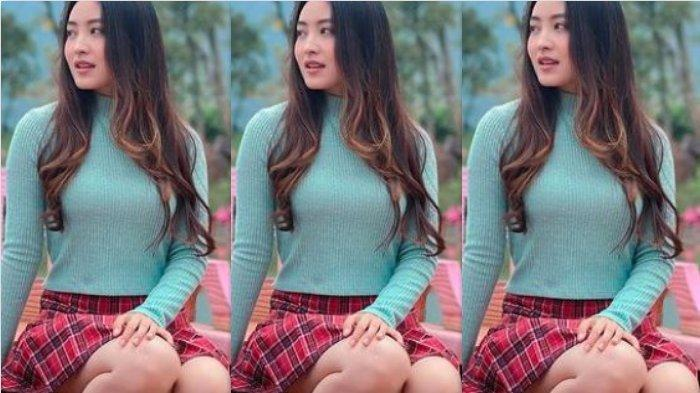 Pose Seksi Natasha Wilona Pakai Blouse Melorot Disorot, Celena Pendeknya Bikin Salfok: Mulus Banget!
