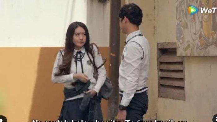 Sinopsis Little Mom Episode 2 di WeTV dan Iflix: Naura mencoba untuk menemui Yuda Saat Tahu Ia Hamil