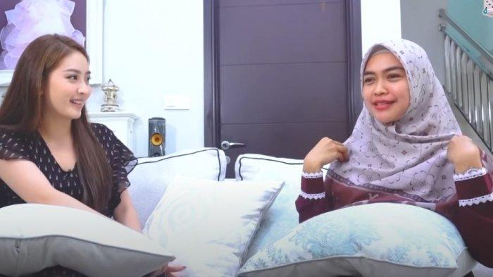 Curhat Ria Ricis pada Natasha Wilona Saat Ayahnya Meninggal: Hati Aku Sakit Banget