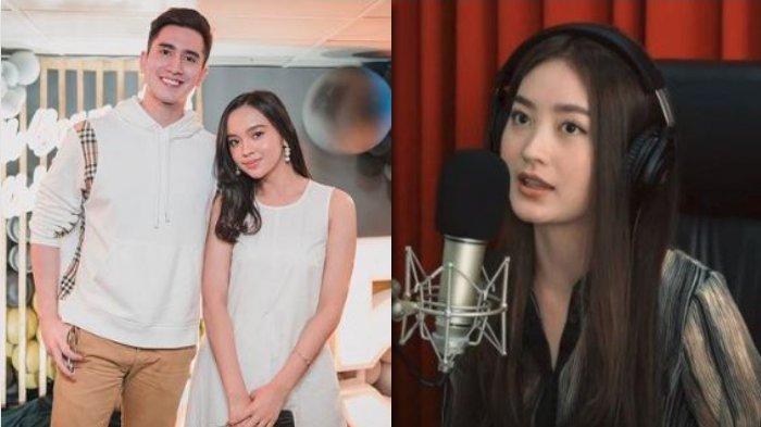 Natasha Wilona Gigit Jari, Verrell Bramasta Kepergok kirim Hadiah Spesial untuk Lyodra dan Ziva