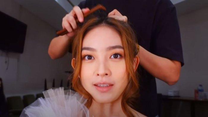Natasha Wilona Shooting Web Series Didampingi Kesayangannya, Benarkah Krisjiana?