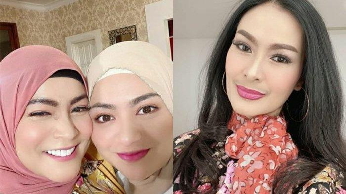 Iis Dahlia Disebut Jadi Biang Kerok Gosip Nathalie Holscher dan Astrid Tak Akur, Sule & Uya Kesal