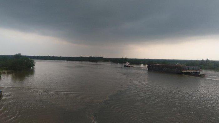 Nelayan Asal Kuala Simbur, Sabak Timur, Dikabarkan Hilang Tenggelam Saat Melaut