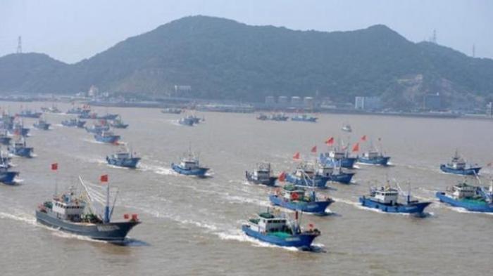 Militer China telah menggunakan para nelayannya menjadi milisi dan mata-mata di Laut China Selatan.
